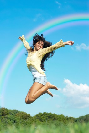 Energized, healthy woman damaysi health blog