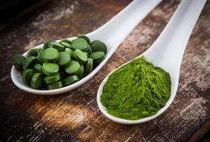 Chlorella has amazing benefits!