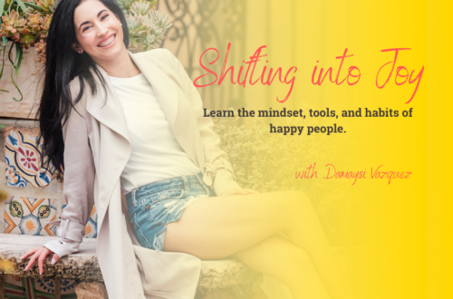 Shifting-into-Joy Program by Damaysi Vazquez